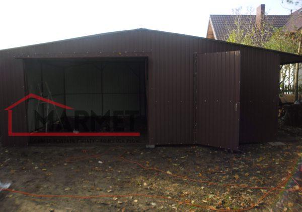 MARMET – niestandardowe garaże blaszane